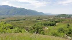Vue de la plaine Vinoise